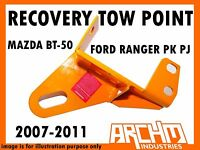 ARCHM4X4 FORD RANGER PJ PK  / MAZDA BT-50 HEAVY DUTY RECOVERY TOW POINT