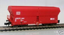 Fleischmann 852322 K selbstentladewagen rojo DB AG mineral pista n corriente continua nuevo embalaje original
