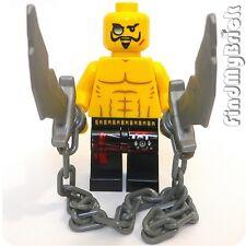 M102 Lego Castle Custom Greek / Roman God of War Custom Minifigure NEW