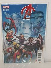 THE AVENGERS #44 - End of an Era / Exchange Variant - JIM CHEUNG - Secret Wars