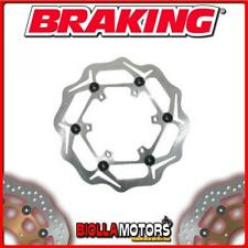 WL4007 DISCO FRENO ANTERIORE SX BRAKING KTM LC4 SC SUPERCOMP 625cc 2002 WAVE FLO