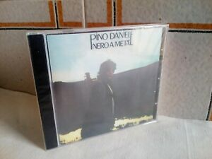 Pino Daniele CD Nero a metà 1980 TV Sorrisi e Canzoni sigillato.