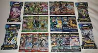 XY Evolutions XY Ancient Origins - LOT of 28 Pokemon Booster Packs NEW & SEALED