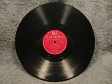 """78 RPM 10"""" Record Jimmy Dorsey And It Still Goes & Fiddle Dee Dee Columbia 38523"""