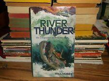 River Thunder by Will Hobbs(1999)(Vintage Paperback)(Brand-New)