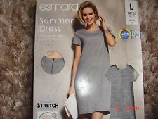 ESMARA SUMMER DRESS, SIZE L 18/20GB   44/46EUR