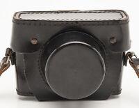 Bereitschaftstasche Kameratasche camera case in Schwarz für die Revue 700 SEL