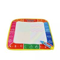 Magic Water Drawing Painting Writing Mat Pad Board and Doodle Pen Safe Kids Toy