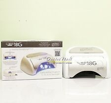 HARMONY GELISH 18G Pro LED Gel Light Lamp Dryer 18 G *  NOT PLUS MODEL