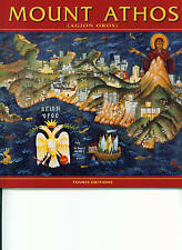 MOUNT ATHOS. -Agion Oros-Greece.The Garden of the Virgin Mary.- Brand New  Guide