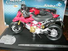 SOLIDO 1/18 MOTO DUCATI HYPERMOTARD 1100 S !!!