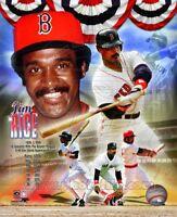 JIM RICE BOSTON RED SOX 8X10 PHOTO *LICENSED*