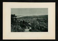 Original Print - John Muir - Picturesque California - Los Angeles - Thomas Hill