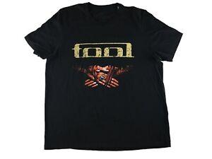 TOOL BAND 2020 TOUR CONCERT T SHIRT RARE PROGRESSIVE ROCK ALTERNATIVE METAL XL