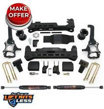 """ReadyLift 44-2575-K 7"""" Full Suspension Lift Kit for 15-20 Ford F-150 Diesel/Gas"""