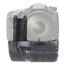 Battery Grip Pack Holder For SONY STL-A77 A77V A77II A99II Camera As VG-C77AM