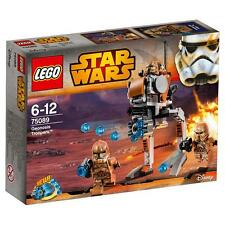 LEGO Star Wars Geonosis Troopers 75089 BRAND NEW Sealed Box FREE Signed Delivery