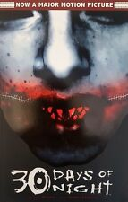 30 Days Of Night Graphic Novel Steve Niles Ben Templesmith Number 1 One