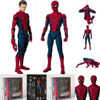 Mafex No. 047 Spider-Man Homecoming Ver. PVC Toy Action Figure In Box