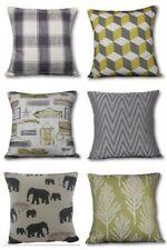 Unbranded Animals & Bugs Geometric Decorative Cushions