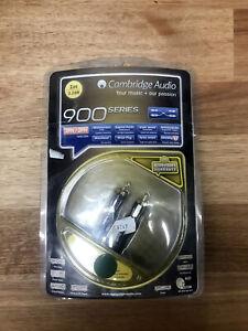Cambridge Audio Audio 900 RCA Stereo RCA-RCA Cable 1-Meter Pair - New