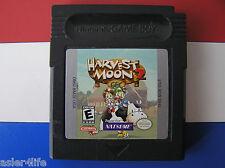 HARVEST MOON 2 GBC - GAME BOY - GB