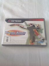 Nokia N. Gage Virtua Tennis Sega Game (new-sealed)