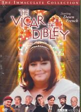 THE VICAR OF DIBLEY: THE IMMACULATE COLLECTION NEW DVD