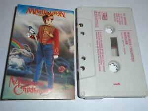 Marillion - Misplaced Childhood  Cassette Tape