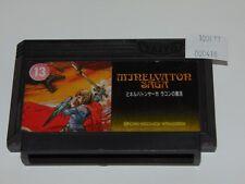 Famicom: Mirelvator Saga - Taito 12 (cartucho/cartridge)
