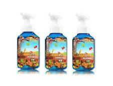 Bath & Body Works Crisp Morning Air Gentle Foaming Hand Soap 8.75 oz - x3