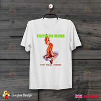 Faith No More The Real Thing Mike Patton Fantomas 1989 Cool Unisex T Shirt B358