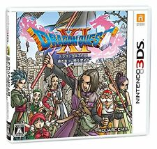 Very Good 3ds Dragon Quest XI IMPORT Japan