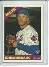 2015 Topps Heritage High # Noah Syndergaard RC #618 Mets Rookie Card