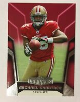 Michael Crabtree 2010 Topps Unrivaled SP /25 49ers Nice!