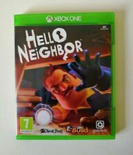 Hello Neighbor Xbox One SAME DAY Dispatch [Order By 4pm]