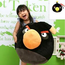 AngryBird Black Bird 70cm(27.5inch)Angry Bird Character Black Doll Big Size Doll