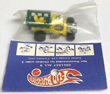 Hot Wheels Redline Fun Buggies Bumble Seat Sealed In Canadian Pack 1970s Zowee