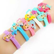 10Pcs/lot Mermaid Bangle Bracelet Birthday Party Decor Shower Baby Party Favors
