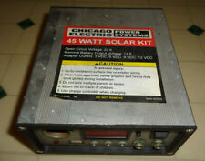 New Listing~Chicago Electric Power Systems 45 Watt Voltage Regulator from Solar Kit 90599~