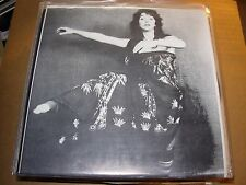 "KATE BUSH secret message ( rock ) 7"" / 45 - picture sleeve PROMO - YELLOW - TOP"