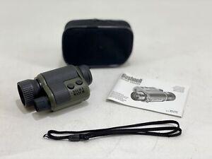 Bushnell NightWatch 26-0224 Night Vision Monocular (39997-2)