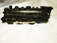 Marx Locomotive Steam 0-4-0 Engine 490 O Scale / Pen Central Tender& Caboose
