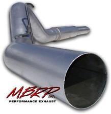 """MBRP 5"""" Cat Back Single Exhaust 04-07 Ram 2500/3500 5.9 Diesel 600/610 S61180AL"""