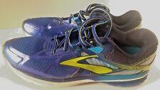 Brooks Ravenna 7 Men's Blue Green Running Sneakers Shoes 1102171D484 Size 12 M