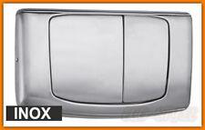 VALSIR Push Plate WC INOX ANGEL RIOS 828801 Betätigungsplatte Drückerplatte