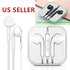 3.5mm Jack Earbuds wired Earphone Headphone For Samsung 8 9 10 Note 10+ iPhone 6