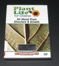 All About Plant Structure & Growth (Plant Life for Children) - DVD - $53 Amazon