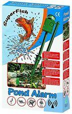 Superfish Outdoor Pond Alarm Heron/Bird Scarer fish protector