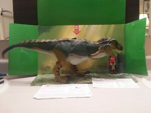 LOST WORLD JURASSIC PARK  BULL T-REX Only 1 with box i can find